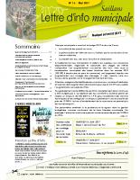 Lettre d'info n° 15 – Mai 2017 – spécial Budget