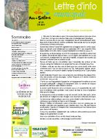 """Lettre d'info n° 24 – été 2019 (incluant la frise """"Regards sur 5 années d'actions communes"""")"""