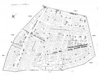 Plan du cimetière de Saillans