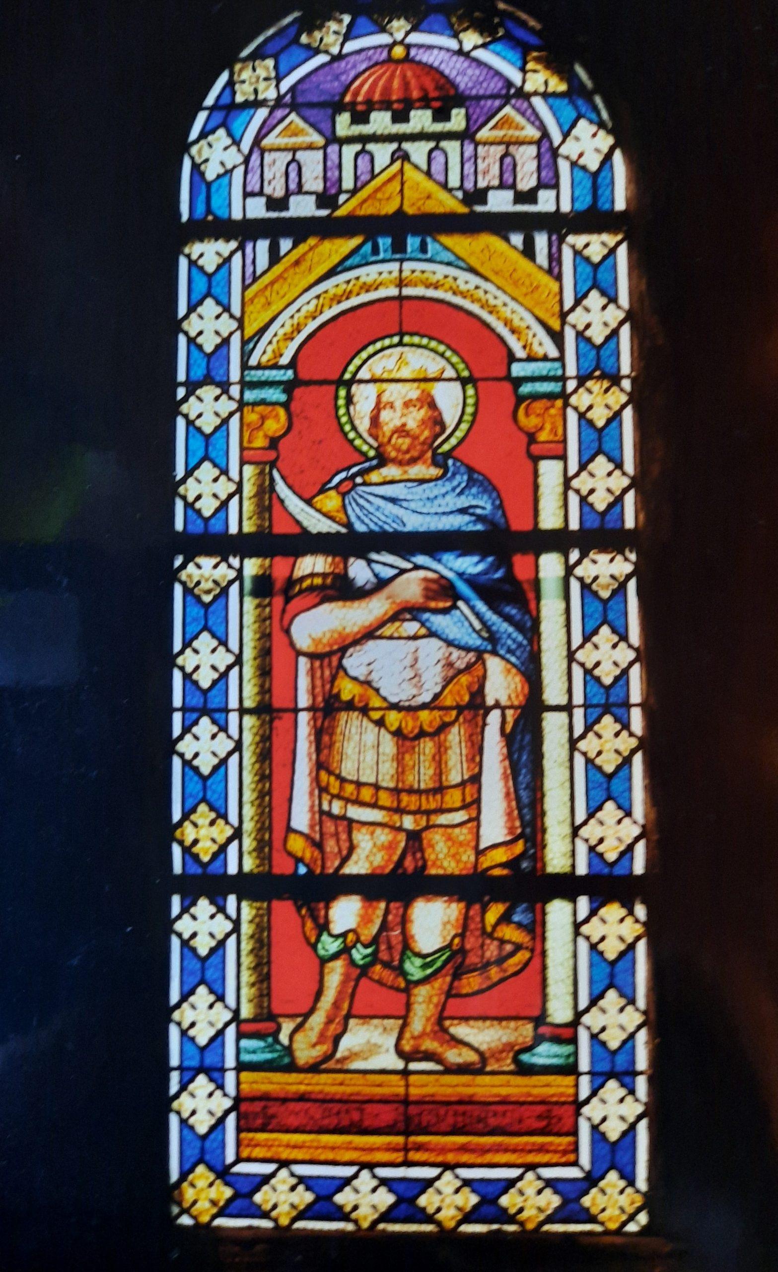 St Géraud-Vitrail église Saillans-min