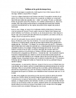 2020-12-01 Texte de Maurice Yendt Saillans et le goût du temps long