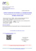 contrôle sanitaire 2021.02.09 II