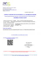 contrôle sanitaire 2021.02.09