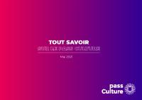 Presentation du pass Culture